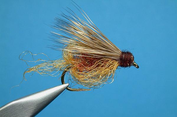 Lafontaine Sparkling Caddis Emerger